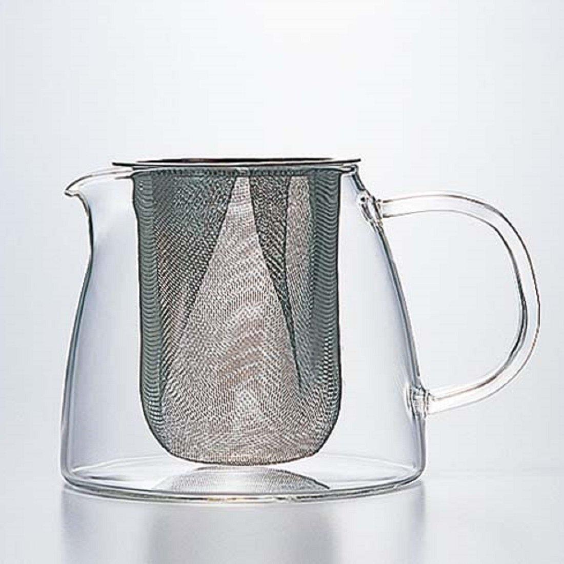 360ml Hario Pure Leaf Tea Pot Glass