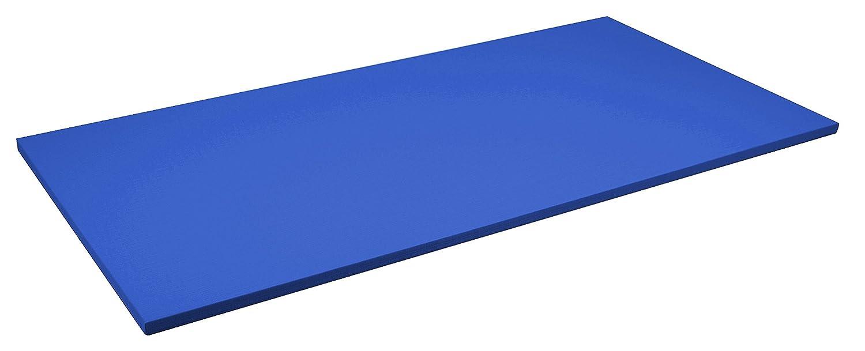 Sport-Thieme Judomatte 100x100x4 cm Kampfsportmatte | Trainingsmatte und Wettkampfmatte | Optimale Dämpfung - sicherer und Fester Stand