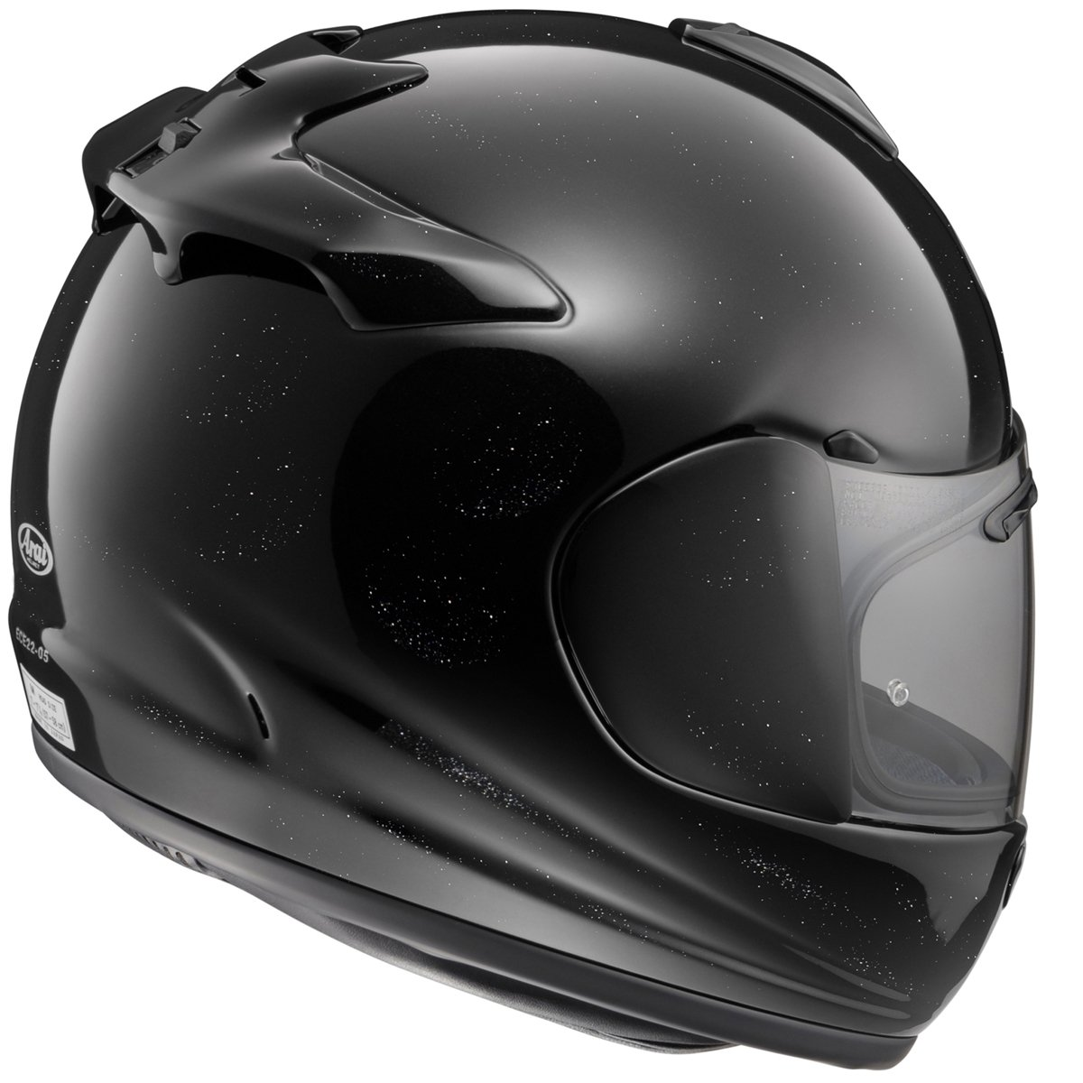 Amazon.com: Arai Axces III 3 Sports Full Face Motorcycle Motorbike Helmet Diamond Black Small: Automotive