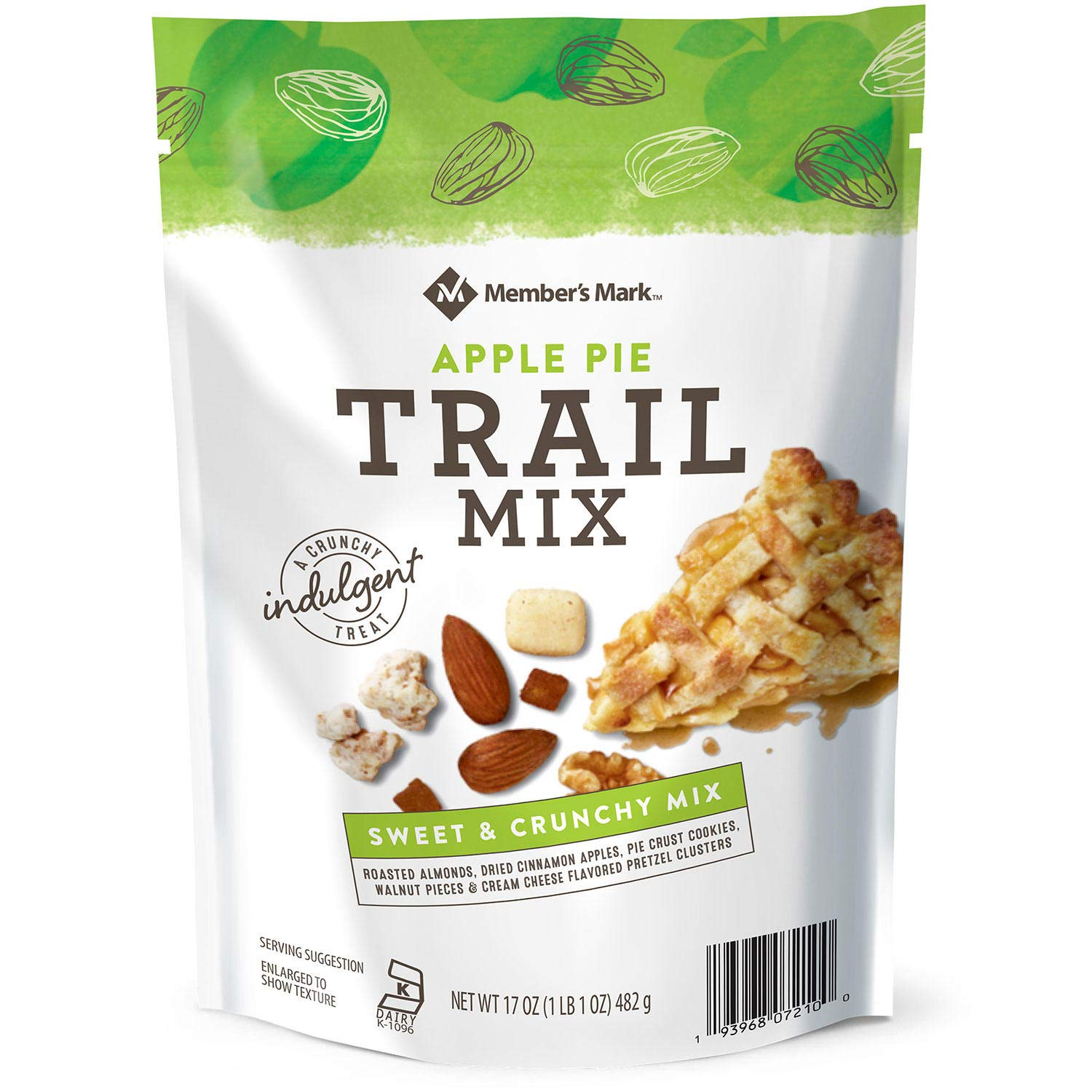 Member's Mark Apple Trail Mix (17 Ounce)