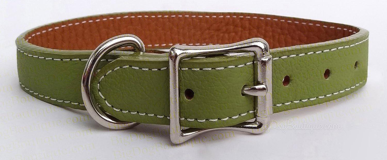 Auburn Tuscany Collar Green 1 2 X8