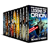 Star Crusades: Nexus - Complete Series Box Set (Books 1 - 9) (English Edition)
