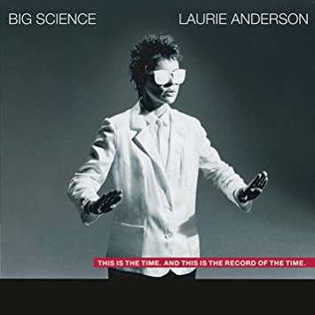 Amazon Big Science Laurie Anderson 輸入盤 音楽
