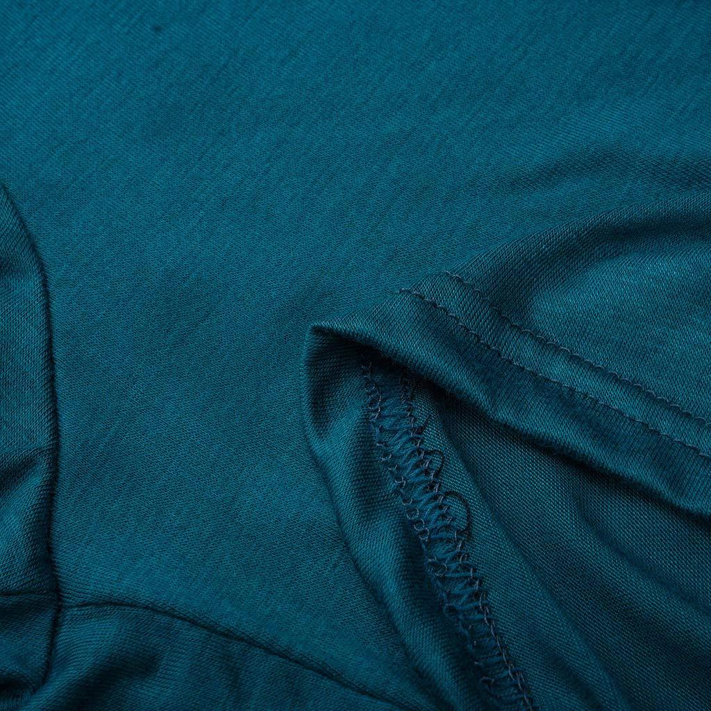 83c5ea313a721 Slim Vetement Femme Pas Cher a la Mode Mélange de Coton Tee t Shirt Manche  Courte ...