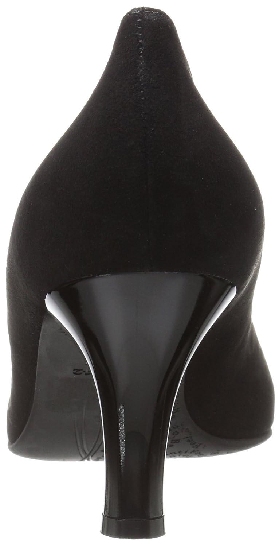BeautiFeel Women's Passion Pump B06Y2H875F 410 Medium EU (10 US)|Black Suede