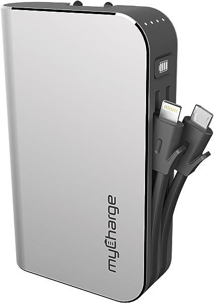Amazon.com: myCharge(R) HubPlus Cargador Portátil para ...
