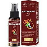 Morpheme Remedies Arthcare Oil with Spray (For Pain in Leg, Arm, Body, Knee) - 50 ml