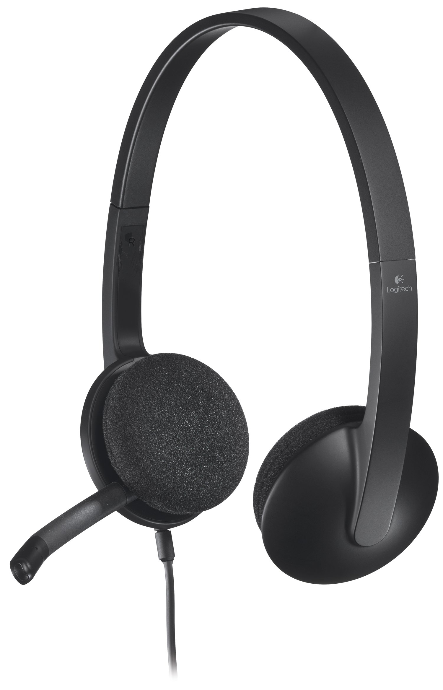 Logitech USB Headset H340, Stereo, USB Headset for Windows and Mac