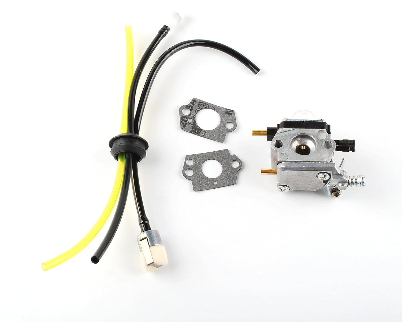 Podoy C1U-K82 Carburetor for Zama Mantis Tiller Parts C1U-K54A 7222