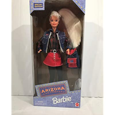 Mattel Barbie - Arizona Jean Company: Toys & Games [5Bkhe1100583]