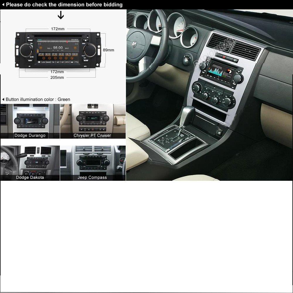 Amazon com: Autosion Car DVD Player GPS Navigation Radio