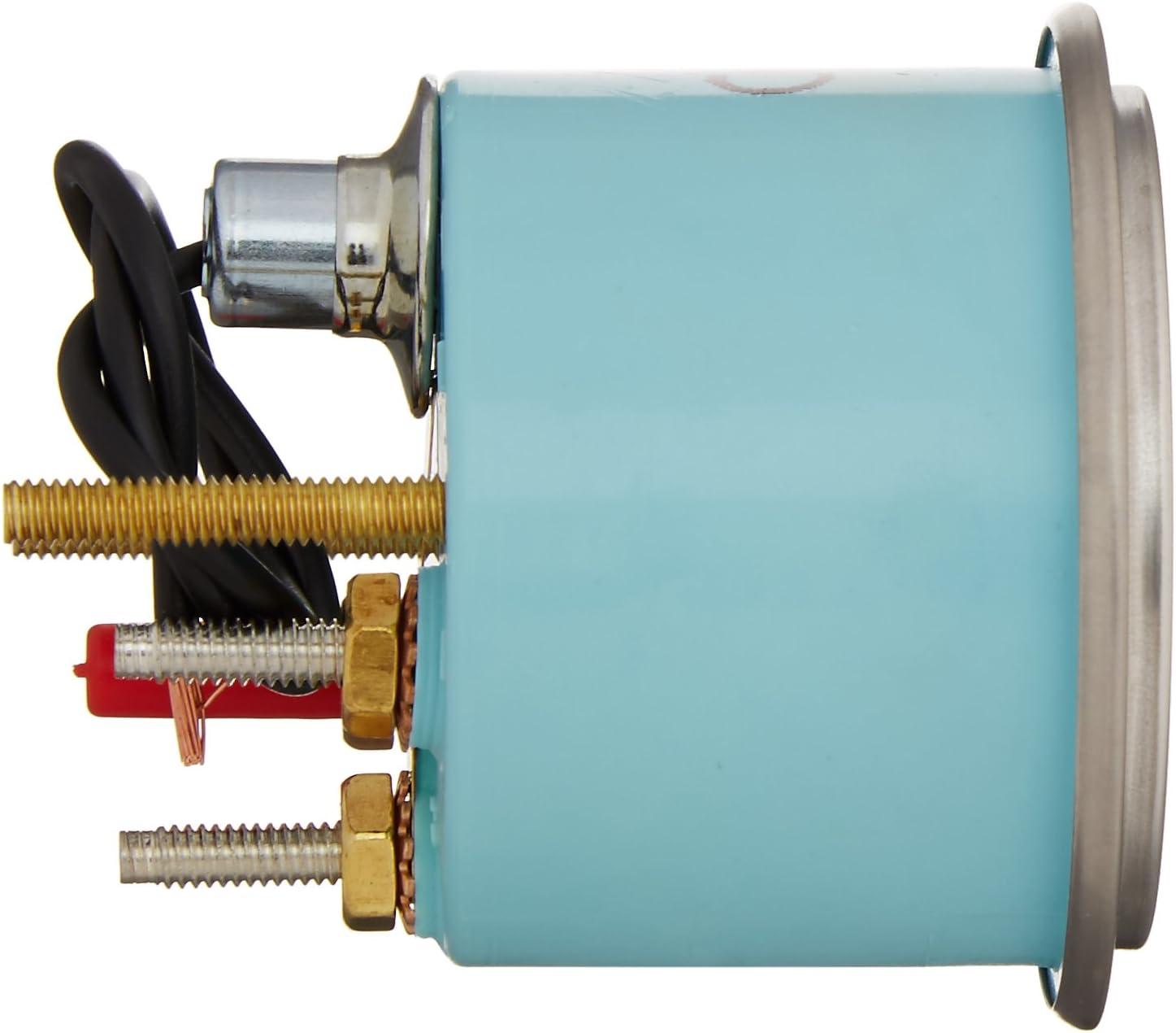 Sierra International 80710P Heavy Duty Direct Reading 60 Amp Ammeter for InBoard /& Diesel Engines 2
