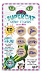 SuperCat Stickers