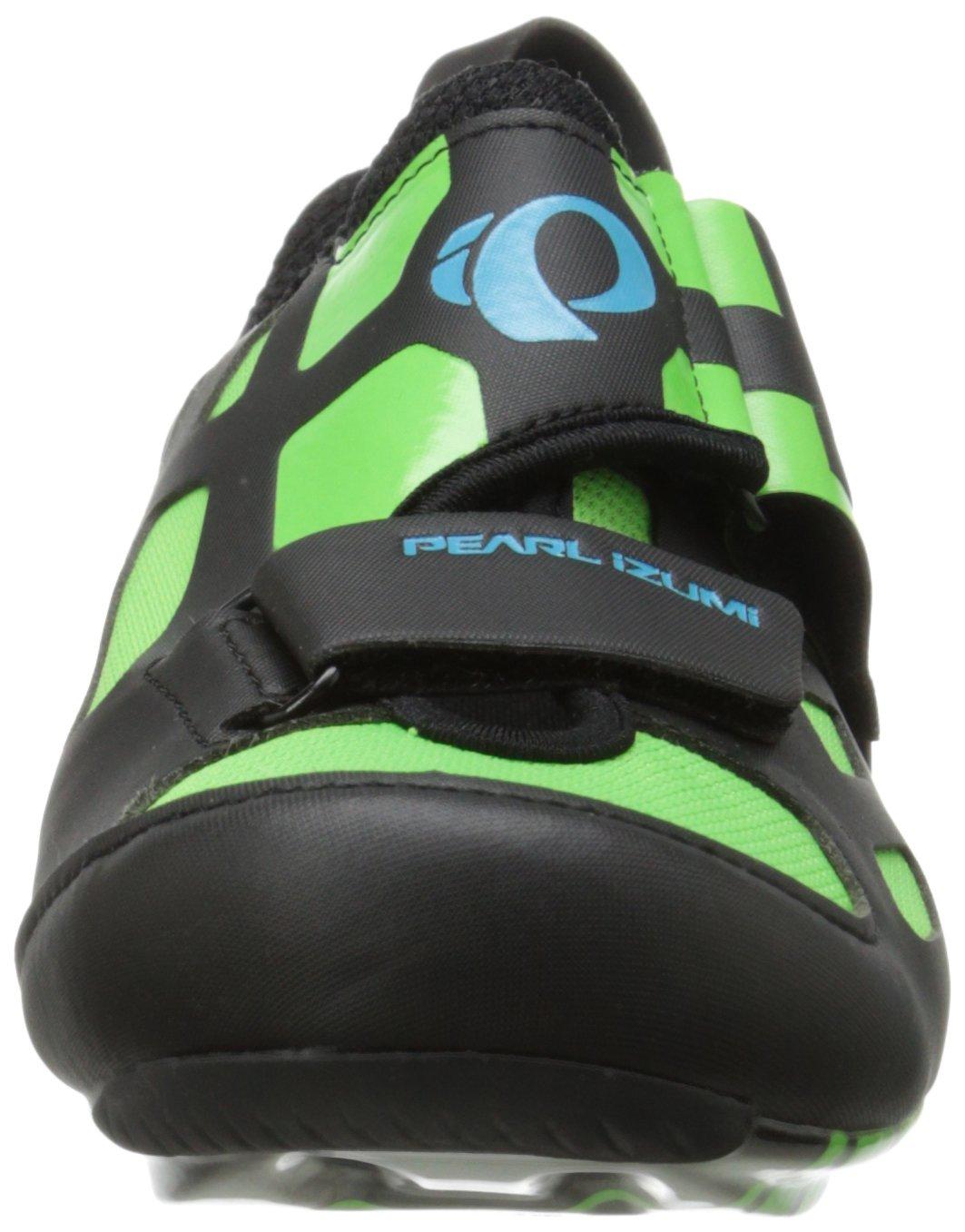 PEARL IZUMI Fly V Carbon Zapatilla de Triatlón, Hombre, Verde, 44: Amazon.es: Deportes y aire libre