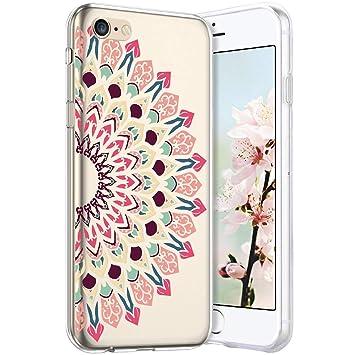 Robinsoni Funda Compatible con iPhone 6 Funda Silicona ...