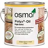 Osmo - Satín de Aceite Polyx Hardwax de 2.5 Litros - 3032