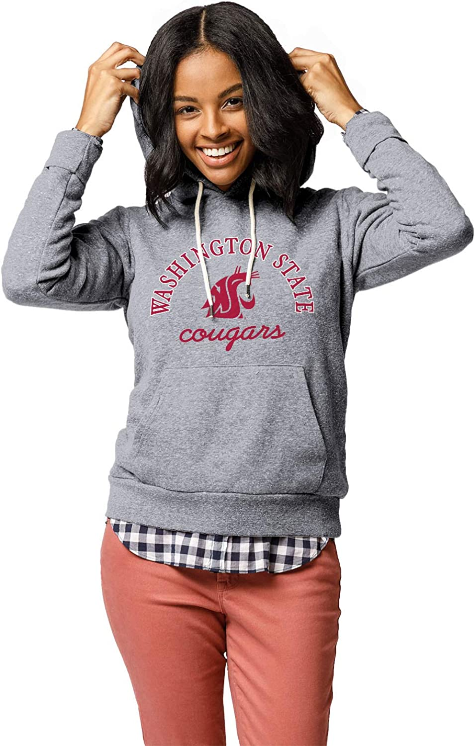 NCAA Womens League Victory Springs Hooded Pullover