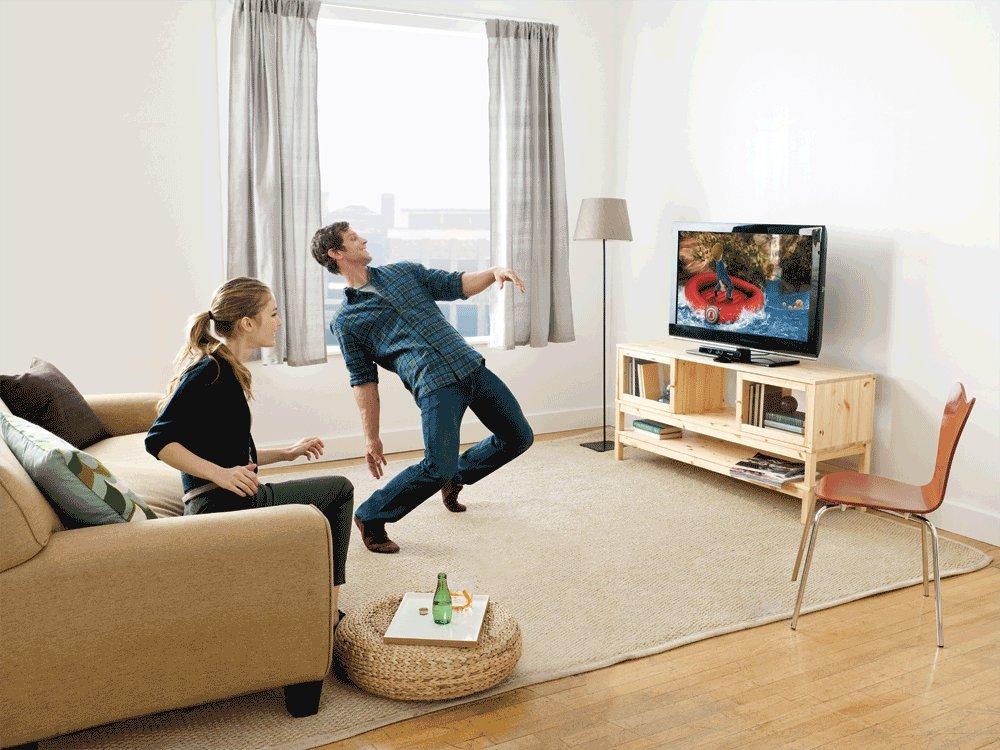 Kinect Sensor with Kinect Adventures! by Microsoft (Image #7)