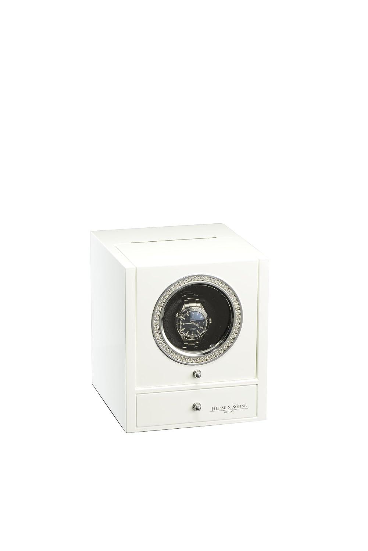 Heisse & SÖhne Uhrenbeweger Glamour Weiß