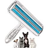 Billiony Pet Hair Remover, Efficient Animal Hair Removal Tool, Dog & Cat Fur Remover with Self-Cleaning Base, Perfect…