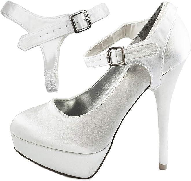 Correas ShooStraps desmontables para zapatos, tacones altos ...