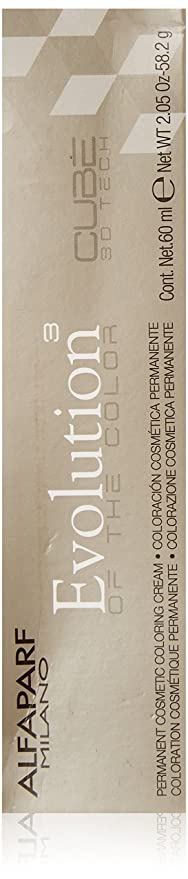 Alfaparf Chemical Hair Dyes Evolution Of The Color 55 Mahogany