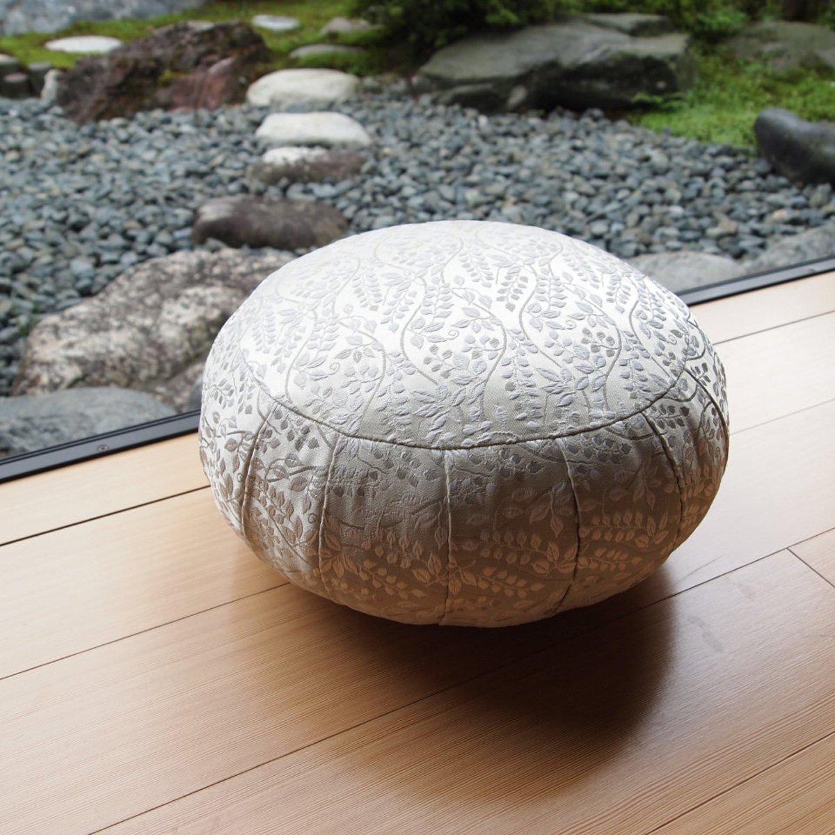 瞑想) ヨガ座布団 日本製 クッ...