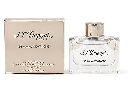 S.t. dupont - S.t, dupont 58 avenida de montaigne espuma de poliuretano para femme cortinas