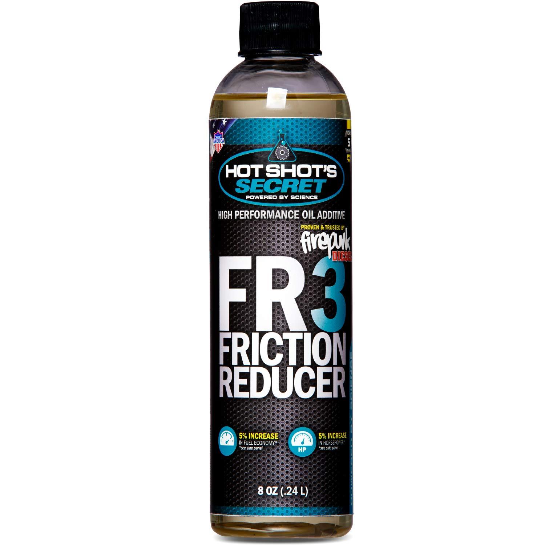 Hot Shot's Secret HSSFR308Z FR3 Friction Reducer - 8 fl  oz, 8  Fluid_Ounces