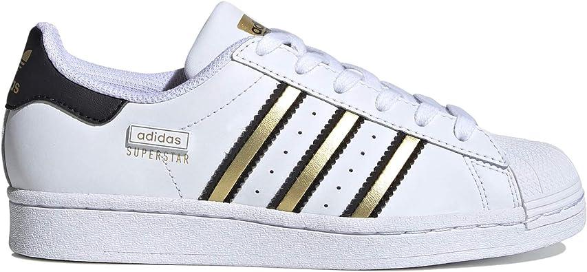 Amazon.com   adidas Big Kids Originals Superstar Casual Shoes ...