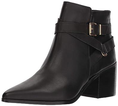 3fa7a0d0cc6a7d ALDO Womens Daewen Black Leather 37 (US Women s 6.5) B - Medium