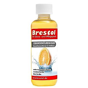 orangenölreiniger 300 ml (2740) – Limpiador de Universal de grasa aceite Chicle algodón Resina
