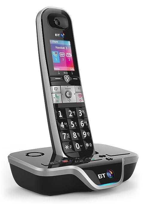 0df09dc6eb5 BT8600 Advanced Call Blocker Cordless Home Phone with  Amazon.co.uk ...