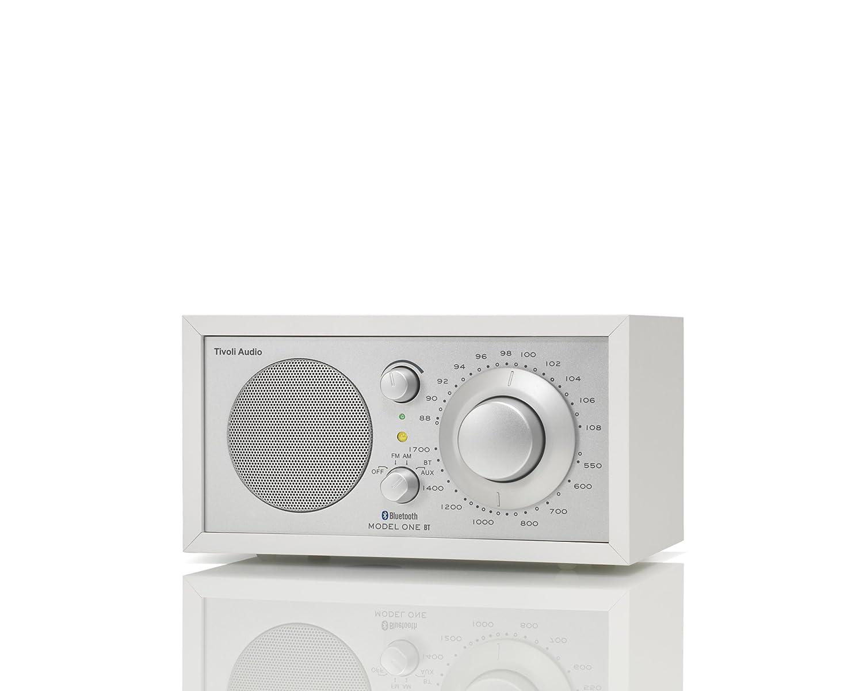 Tivoli Audio Model One AM/FM Table Radio with Bluetooth - White Lenbrook Canada (Audio) M1BTWHT
