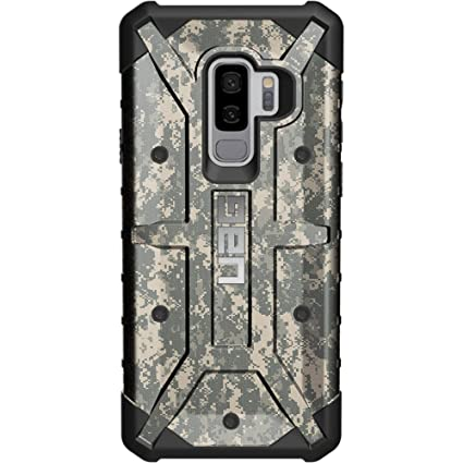 on sale ef38a 19332 Limited Edition - Customized Designs by Ego Tactical Over a UAG- Urban  Armor Gear Case for Samsung Galaxy S9 Plus (Larger 6.2