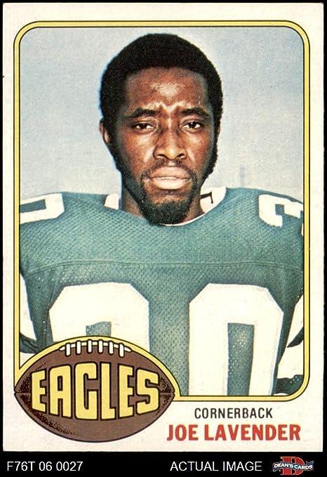 1977 Topps # 151 Joe Lavender Washington Redskins Football Card VG//EX Redskins Deans Cards 4