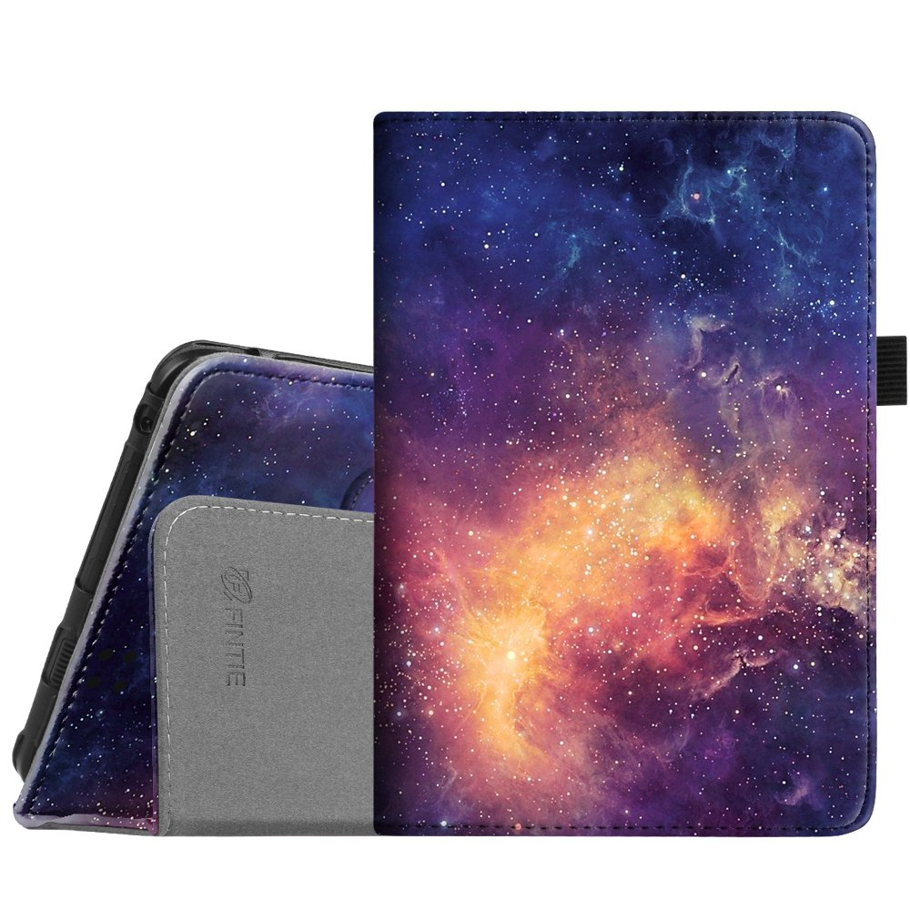 """For Kindle Fire HD 7"""" (2012 Old Model) Folio Case Cover"""