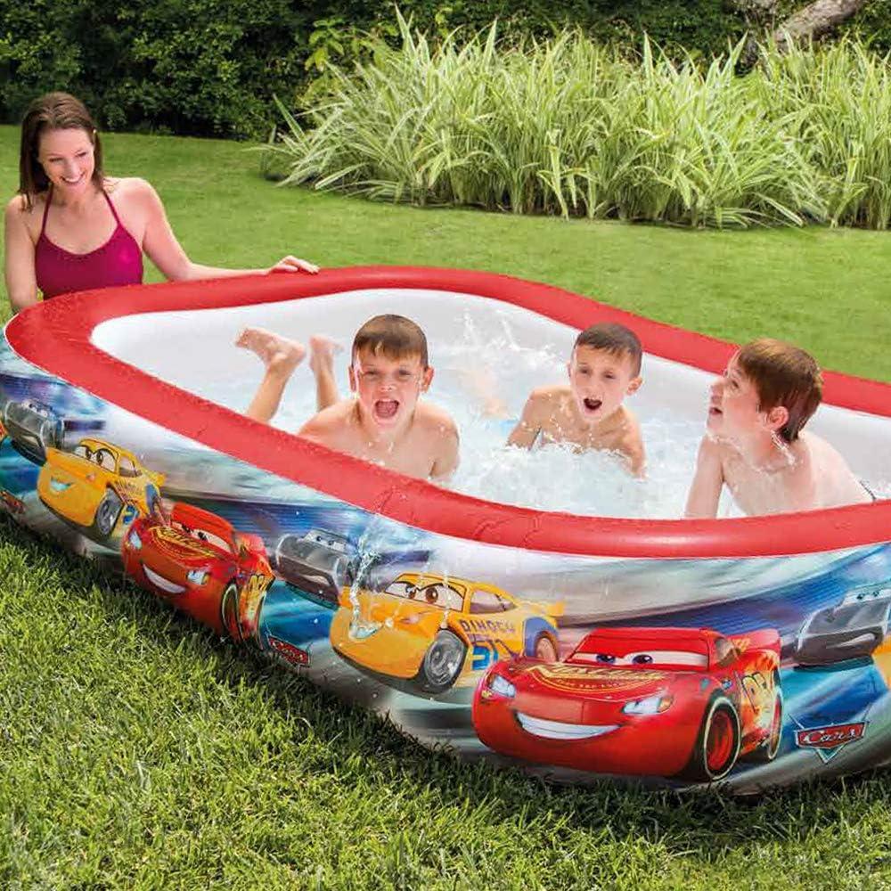 Intex 28103NP - Piscina hinchable Cars 183 x 51 cm, 886 litros ...