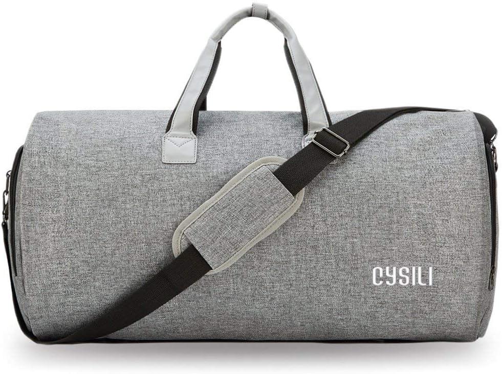 CoCoMall - Portatrajes de viaje  Gris gris talla única