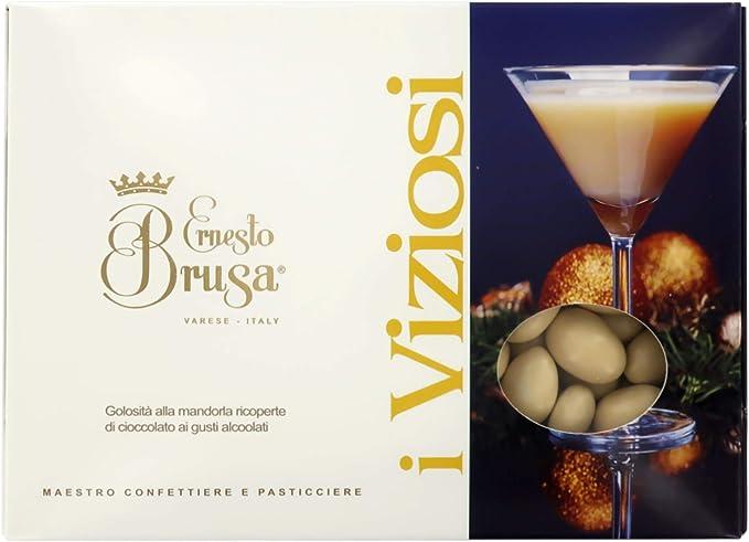 Ernesto Brusa Peladillas de Almendra Cubiertas de Chocolate ...