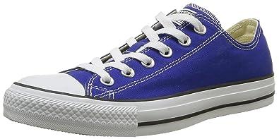 Converse Unisex-Erwachsene Chuck Taylor All Star Season Ox Sneaker, Gelb (CITRONELLE), 40 EU
