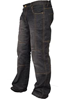 Amazon.com: Riding Tribe Motorcycle Pant Biker Jeans ...
