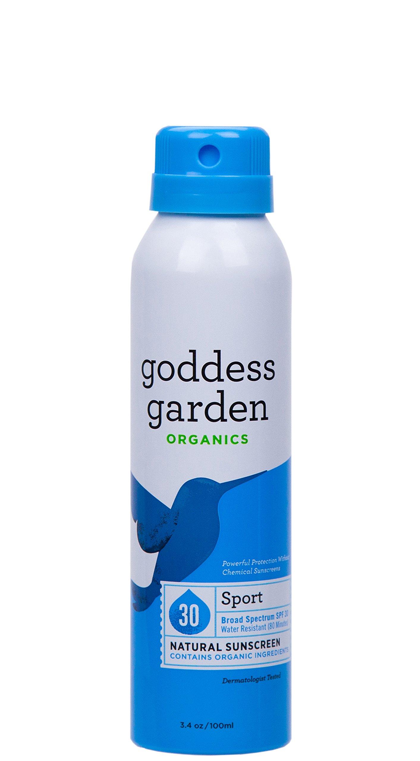 Goddess Garden Organics Natural Mineral Sunscreen - New Formula Available