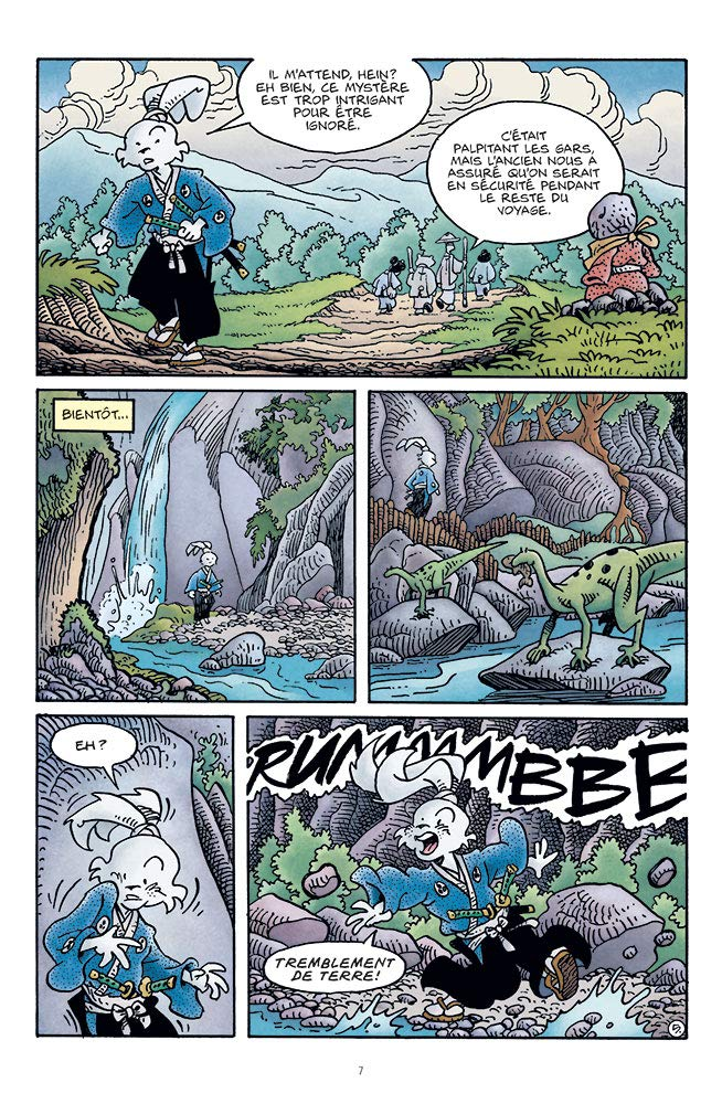 USAGI YOJIMBO comics - Tortues Ninja (EP Comics): Amazon.es ...