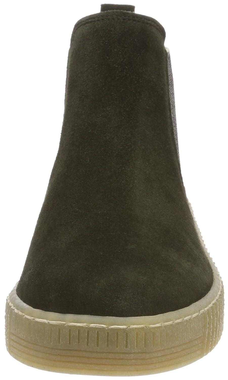 Gabor Damen (Natur) Jollys Stiefeletten Grün (Bottle (Natur) Damen 11) 900961