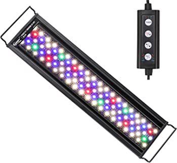 Hygger Full Spectrum Fish Tank Light with Timer