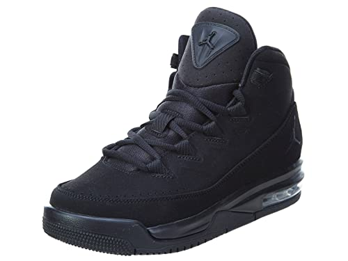 reputable site f5bd2 5bb28 Nike Boys  Jordan Air Deluxe Bg Sneakers Black Size  4 UK