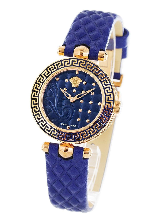 ヴェルサーチ マイクロヴァニタス 腕時計 レディース VERSACE VQM090016[並行輸入品] B078Z4M7JG