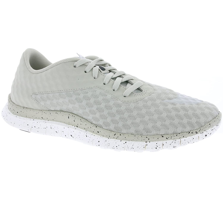 Nike Free Hypervenom Low Herren Sneaker  41|lunar grey-lunar grey-ivory-black