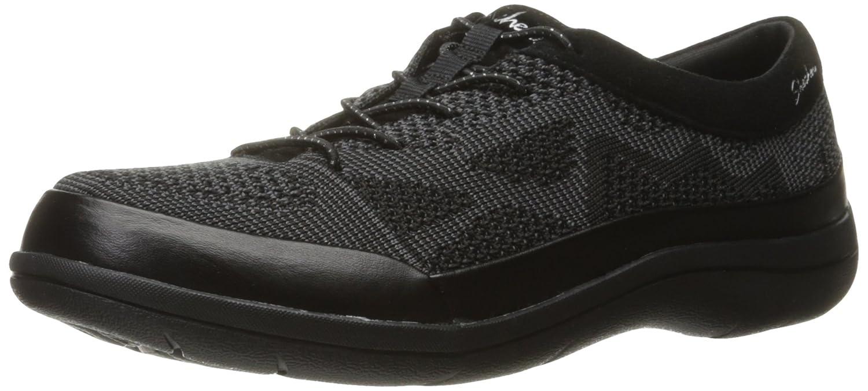 Skechers Lite Step-Reactive, Zapatillas para Mujer 36 EU|Negro